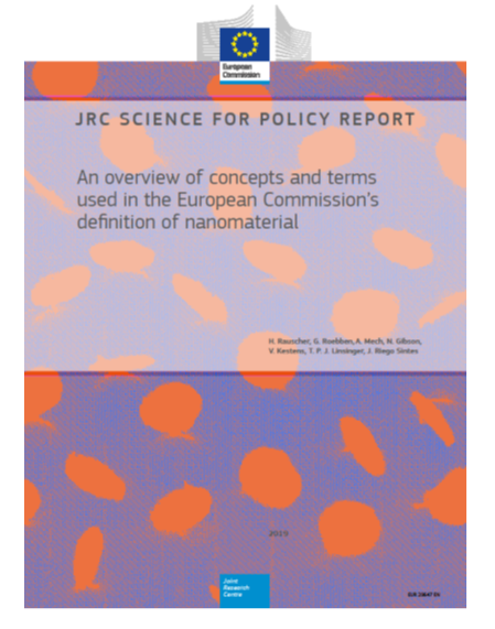 REFINE PROJECT follows the latest EC published Report on the definition of nanomaterials.