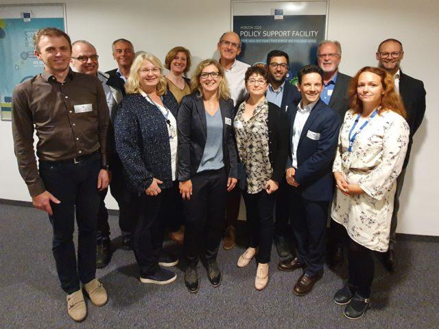 September 18th 2019 Report Review Meeting, Brussels Belgium