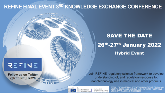 Refine Project Third Knowledge Exchange Conference